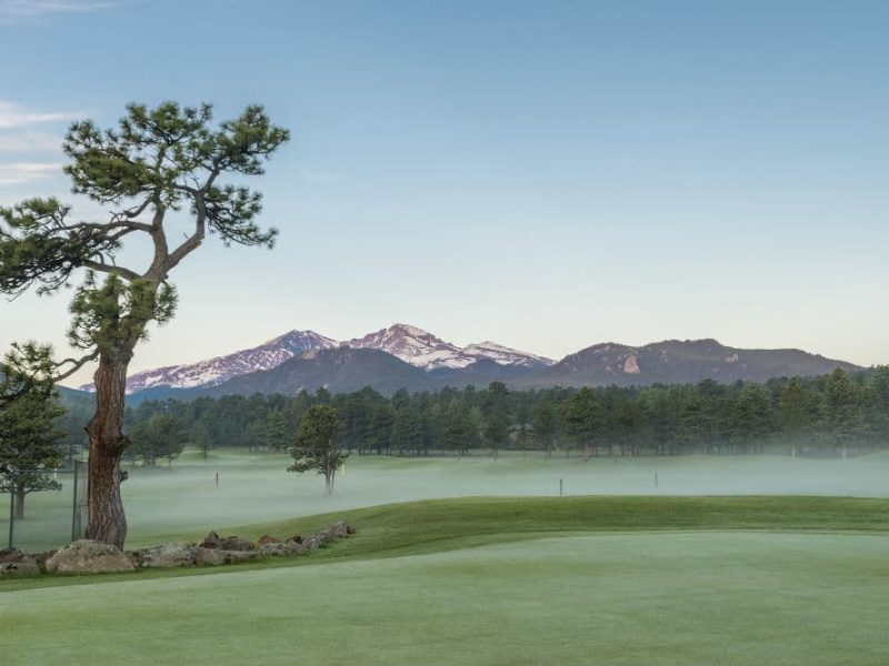 Lake Estes Executive Golf Course, 9 Hole
