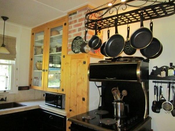 beautiful stove